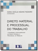 Direito Material E Processual Do Trabalho - Ltr -