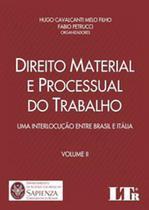 Direito material e processual do trabalho - vol. 2 - Ltr