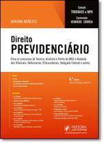 Direito Previdenciário - Coleção Tribunais e Mpu - Juspodivm -