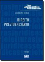 DIREITO PREVIDENCIARIO VOL. 27 - 6ª EDICAO - Atlas exatas, humanas, soc (grupo gen) -