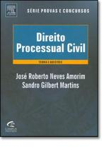 Direito processual civil - teoria e questoes - Campus tecnico (elsevier)