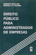 Direito Público Para Administrador de Empresas - Edipro -