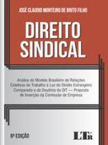 Direito Sindical - 8ª Edição (2019) - Ltr -