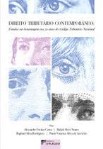Direito Tributário Contemporâneo: Estudos em Homenagem aos 50 Anos do Código Tributário Nacional - Editora d'plácido -
