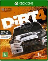 DiRT 4 - Edição Day One - Xbox One - Codemasters
