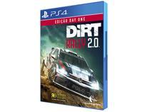 Dirt Rally 2.0 para PS4 - Codemasters