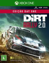 Dirt Rally 2.0 - Xbox One - Codemasters