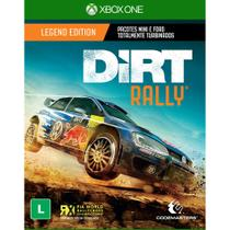 Dirt Rally - Legend Edition - Xbox One - Codemasters