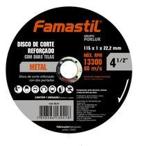Disco corte metal 7 - FAMASTIL