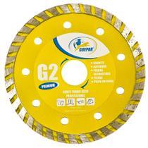 Disco corte turbo seco profissional g2 guepar -