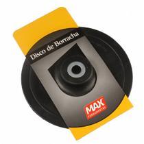 Disco de Borracha Liso 7 Pol. Max -