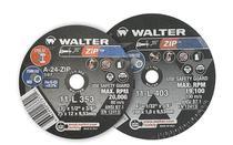 "Disco De Corte 3"" x 1/16"" x 3/8"" Zip Cut 11L313 - Walter -"