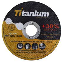 Disco de corte  4.1/2x3/64x7/8 inox super premium titanium -