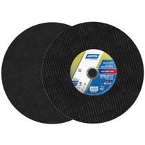 """Disco de Corte para Aço Carbono 14"""" 3,2mm 1"""" AR 312 NORTON -"""