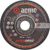 Disco de Desbaste Aço / Inox Aeme DDA 703 Super Grind 4.1/2 x 1/4 x 7/8 -