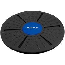 Disco De Equilíbrio Com Superfície Rugosa Preto Ab3403 Kikos -