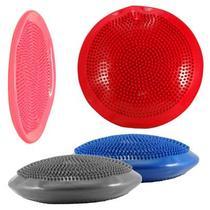 Disco de equilíbrio para exercícios com 30cm até 150kg inflável - Faça  Resolva