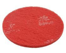 Disco de Limpeza Vermelho 410 mm Bettanin para enceradeira Industrial -
