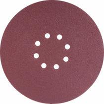 Disco de Lixa 10 (225mm) G120 c/ 10 Peças - Wbr
