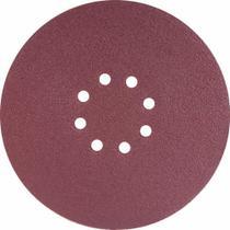 Disco de Lixa 7 (180mm) G120 c/ 10 Peças - Wbr -