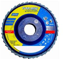 "Disco De Lixa Flap Disc 7"" R822 - Norton -"