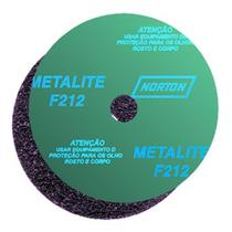 Disco de Lixa Norton Metalite 180x22mm Gr.50 F 212-F 247 -