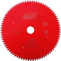 """Disco de serra 250 mm (10"""") 80 dentes para mdf revestido lp67m-002 - f03fs07262 - freud -"""