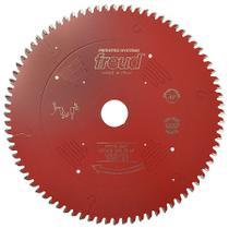 """Disco de Serra 250mm 10"""" 80 Dentes para MDF revestido LP67M-002 Freud -"""