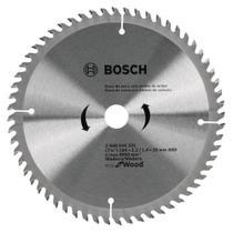 Disco de Serra Bosch para Madeira 60 dentes de Widea 184mm - 7.1/4 pol -