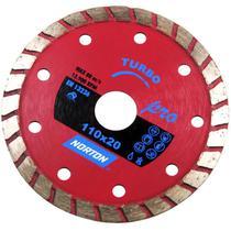 Disco Diamantado 4.3/8 Pol Turbo PRO NORTON -