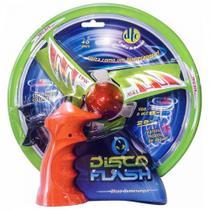 Disco Flash Verde Brinquedo, Dtc, 2767  Dtc -