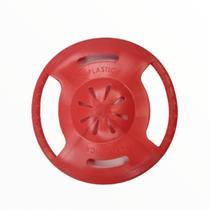 Disco frisbee 15cm - vermelho - Gpo Trade