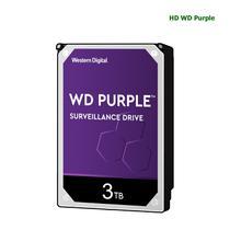 Disco Rígido HD Wd Purple Surveillance Para CFTV 3T -