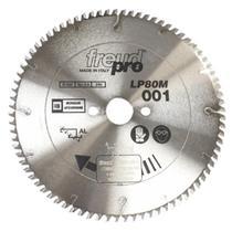 "Disco Serra Circular 10"" com 80 Dentes F03FS03775 LP80M 01 - Freud"