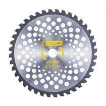 Disco Serra Circular Roçadeira Videa 255mm 40 Dentes Furo 25mm Collins -