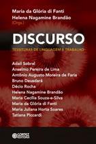 Discurso - tessituras de linguagem e trabalho - Cortez editora -