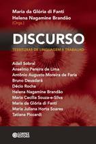Discurso - Tessituras De Linguagem E Trabalho - Cortez -