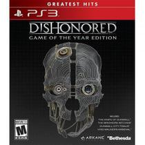 Dishonored Ps3 - Bethesda