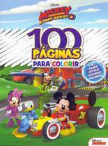 Disney - 100 Paginas Para Colorir - Mickey - Bicho Esperto - Bicho Esperto Distribuidora De Livros Ltda