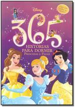 Disney - 365 Historias Para Dormir - Esp. Prin e F - Dcl -