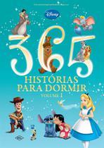 Disney - 365 Historias Para Dormir - Vol. 01 - Dcl -
