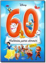 Disney 60 Historias Para Dormir - Vol.02 - Dcl -