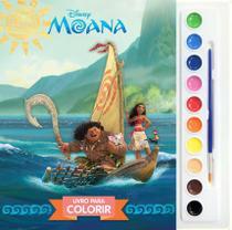 Disney - Aquarela - Moana - Dcl
