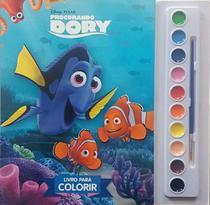 Disney - Aquarela - Procurando Dory - Dcl