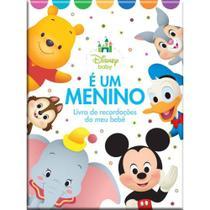 Disney baby - é um menino - Editora rideel