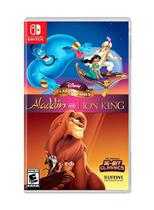Disney Classic Games: Aladdin and The Lion King - Nintendo Switch - Nighthawk interactive