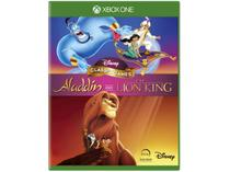 Disney Classic Games: Aladdin and the Lion King - para Xbox One Disney Pré-venda