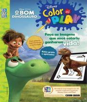 Disney Color And Play - O Bom Dinossauro - 4 Ed - Coquetel