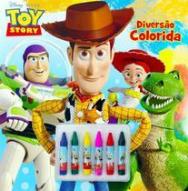 Disney - Diversao Colorida - Toy Story 3 - Dcl editora
