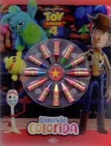 Disney - Diversão Colorida - Toy Story 4 - Dcl